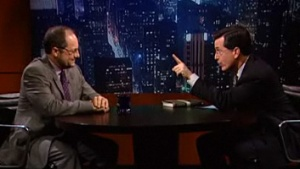 Bart Ehrman on Stephen Colbert's The Colbert Report