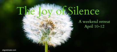 The Joy of Silence