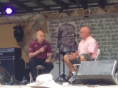 Tony Campolo and Brian McLaren